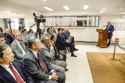 Quieren mejorar seguridad de las misiones diplomáticas