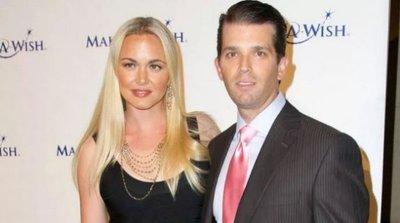 Hijo mayor de Trump oficializa su divorcio