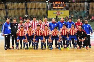 Sudamericano Sub 18 de Futsal: El lunes se hará sorteo de grupos