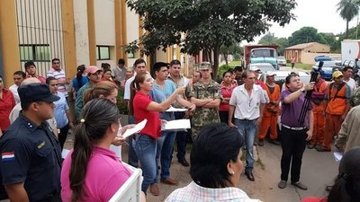 Ante casos confirmados de dengue intensifican limpieza en Paraguarí