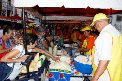 Buenas ventas en Feria del Indert