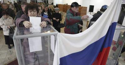Elecciones en Rusia: Putin insta a votar por el futuro del país