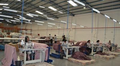 Fábrica textil se instala en CDE con una inversión de U$ 500 mil