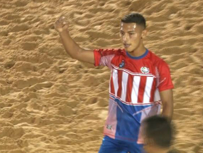 Liga Nacional de Fútbol de Playa 2018