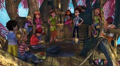 Peter Pan en guaraní ya está casi lista para su estreno