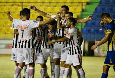 El Gumarelo supera a domicilio a Deportivo Capiatá