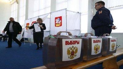 Elecciones en Rusia: inician votaciones con Putin como favorito
