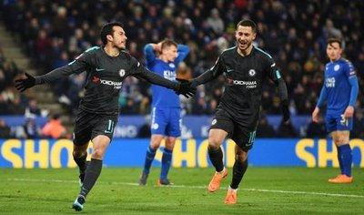 Semis: Chelsea ante Southampton y United contra Tottenham