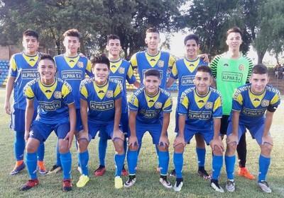 Formativas: Deportivo Capiatá se impone en un par de juegos