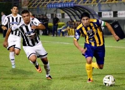 Sportivo Luqueño y Deportivo Santaní se miden en el Feliciano Cáceres