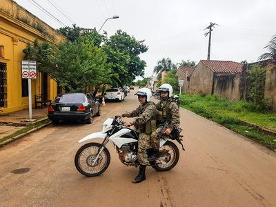 Implementan patrulla motorizada en Concepción