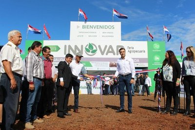 Habilitan la Expo Innovar en Yguazú