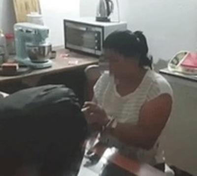 """Capturan a estafadora paraguaya conocida como la """"reina del bitcoin"""""""