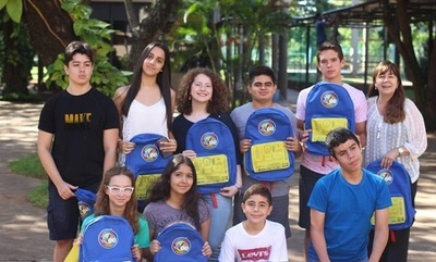 Estudiantes paraguayos competirán en el Reino Unido