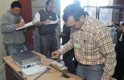 Lingotes de oro: Indagan a asistente fiscal por coima de USD 10.000