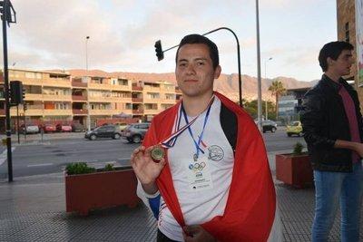 Joven paraguayo irá a capacitación de la NASA