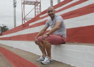 """Orteman: """"Sería lindo dirigir a Olimpia"""""""