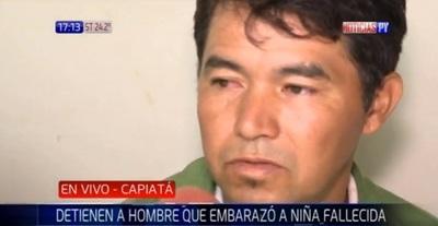 Pareja de niña muerta en parto va a Tacumbú