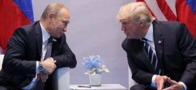 Trump expulsa a 60 agentes rusos por  el ataque con gas nervioso en Londres