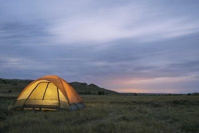 ¡Listos para acampar!