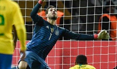 Gabriel Jesús sella la pequeña revancha de Brasil