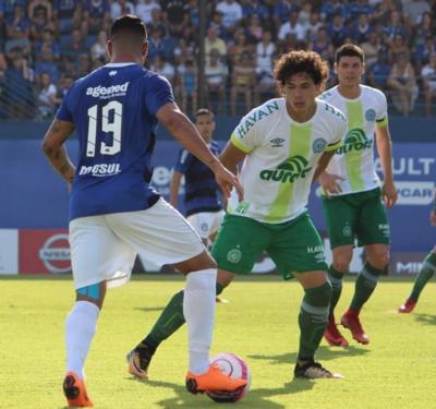 Chapecoense gana con el gol de Bareiro