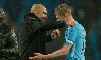 El City podría dar la vuelta en el derbi de Manchester