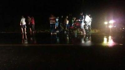 Joven fallece en accidente de tránsito en Caacupé