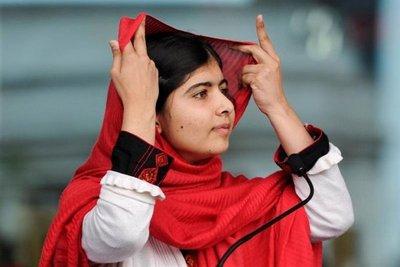 Malala, visitó Pakistán rodeada de secretismo
