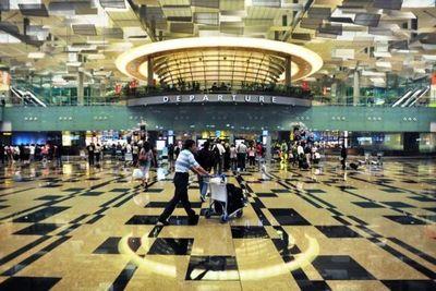 Aeropuerto de Singapur sigue siendo el mejor del mundo