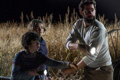 """John Krasinski ve en """"Un lugar en silencio"""" el reto de ser padre y esposo"""