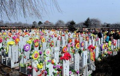 Nuevas tecnologías al servicio de la muerte en China