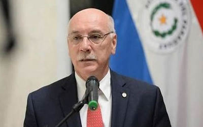 Lozaiga representará a Paraguay en Cumbre de las Américas