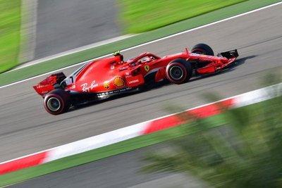 Pole para Vettel en Barein