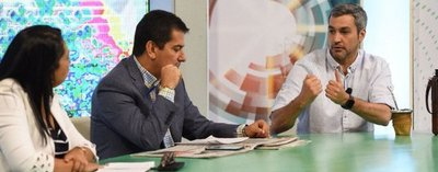 Marito confirma que Castiglioni sería su canciller si gana