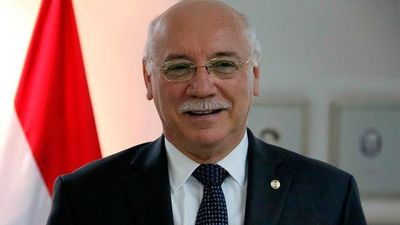 Canciller Eladio Loizaga participará en Cumbre de las Américas