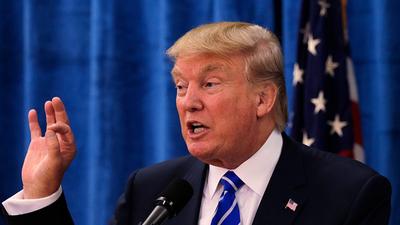 Trump cancela su viaje a América Latina