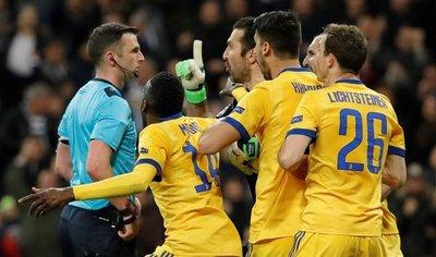 Lo que dijo Buffon sobre el penal sancionado a los 93