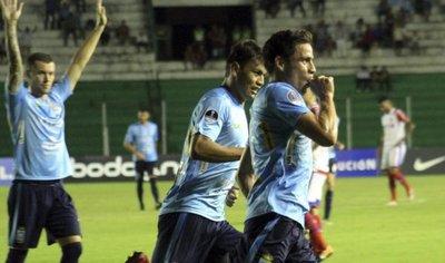 El Blooming da el primer golpe al Bahía en la Sudamericana