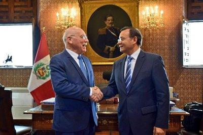 Paraguay y Perú afianzan lazos en Lima