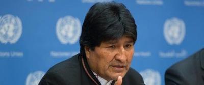 """Evo Morales: """"Son tiempos de paz y no de muros"""""""