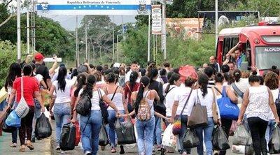 EEUU anuncia USD 16 millones para refugiados venezolanos