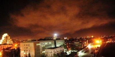 """Siria asegura que """"hace frente"""" a bombardeos"""