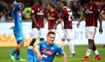 Un milagro frustra a Napoli y complica su candidatura