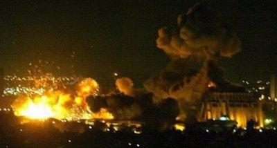 Washington aprueba el ataque a Siria