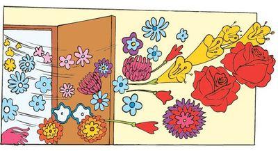 Las flores de la pequeña Ida (4) (adaptación)