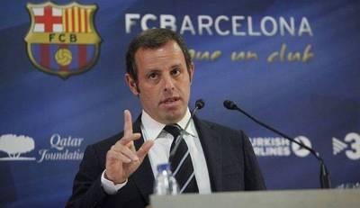 Expresidente del Barça seguirá tras las rejas