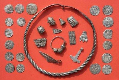 Un niño descubre tesoro de célebre rey danés del siglo X
