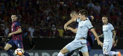 Cerro y Gremio empatan por la Copa Libertadores