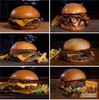 BACON Burguer´s el nuevo concepto en hamburguesas